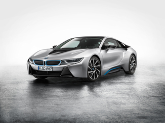 BMW i8 362ch Protonic Red Edition