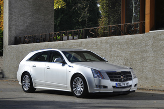 Cadillac CTS SW (2010 - 2017)