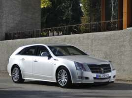 Cadillac CTS SW