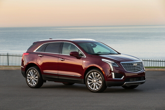 CADILLAC XT5 3.6 V6 314ch Luxury AWD AT 2018