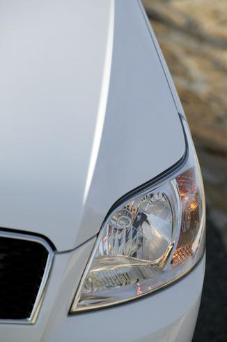 Fiche Technique Chevrolet Aveo 14 16v Lt 5p Largus