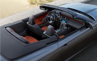 fiche technique chevrolet camaro cabriolet v 6 2 v8 432ch l 39. Black Bedroom Furniture Sets. Home Design Ideas