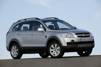 CHEVROLET Captiva 2.0 VCDI LS Pack AWD