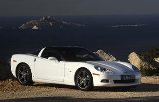CHEVROLET Corvette ZR1 6.2 V8