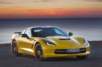 CHEVROLET Corvette 6.2 V8 659ch 3LZ Z06 Carbon 65 Edition AT8