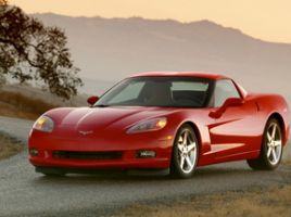 Chevrolet USA Corvette