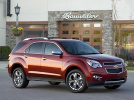 Chevrolet USA Equinox