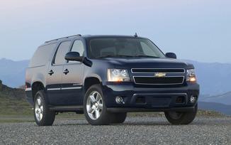 Chevrolet USA Suburban
