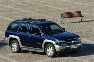 CHEVROLET USA Trailblazer 4.2 LT BA