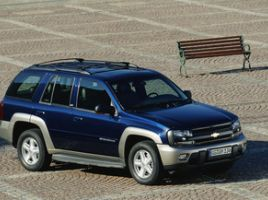 Chevrolet USA Trailblazer