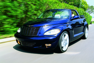 Chrysler PT Cruiser (2001 - 2010)