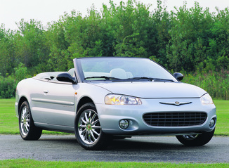 Chrysler Sebring (2001 - 2010)