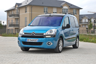 CITROEN Berlingo 1.6 HDi 90 Vitamine 5p