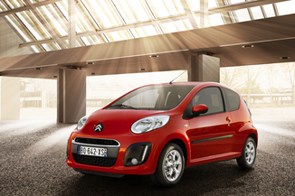 CITROEN C1 1.0 i Attraction 5p