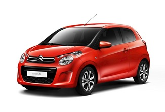 CITROEN C1 Génération II Phase 1 Airscape VTi 68 Feel 3p
