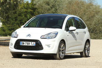 CITROEN C3 Génération II Phase 1 1.2 VTi Attraction