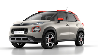 CITROEN C3 Aircross PureTech 110ch S&S Shine Business EAT6