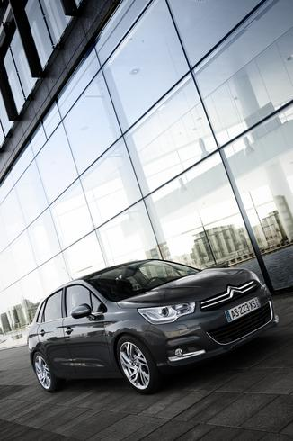 CITROEN C4 1.6 HDi110 FAP Attraction 5p