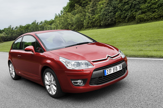 CITROEN C4 Coupe 1.6 HDi110 FAP By Loeb