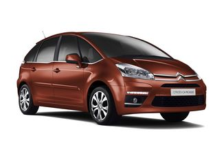 CITROEN C4 Picasso 1.6 HDI 110ch FAP Attraction