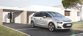 CITROEN C4 Picasso BlueHDi 150ch Exclusive S&S EAT6
