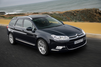 CITROEN C5 Tourer 2.0 HDi160 FAP Exclusive + BVA6