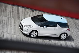 CITROEN DS3 1.4 HDi70 Chic