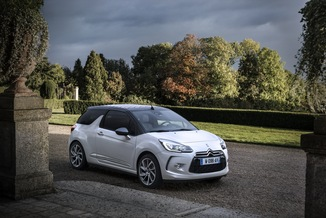CITROEN DS3 Cabrio PureTech 110ch So Chic