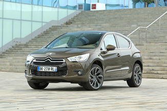 CITROEN DS4 2.0 HDi135 So Chic