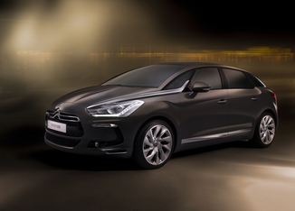CITROEN DS5 Hybrid4 Executive ETG6