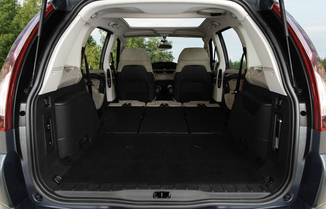 fiche technique citroen grand c4 picasso i 16v exclusive bmp6 2008. Black Bedroom Furniture Sets. Home Design Ideas