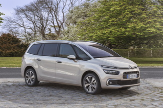 CITROEN Grand C4 Picasso BlueHDi 120ch Business S&S EAT6