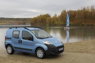 CITROEN Nemo 1.3 HDi 75 FAP Attraction 4p