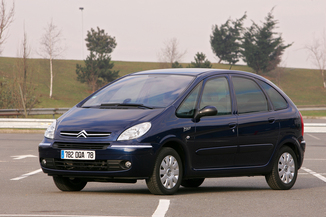 CITROEN Picasso 1.6 HDi92 Collection