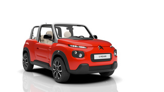 CITROEN e-Mehari Electrique Soft Top