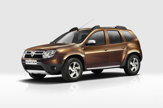 DACIA Duster 1.5 dCi 85ch Ambiance 4X2