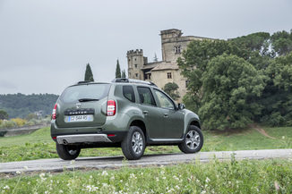 consommation duster dci 110 4x2 dacia duster forum dacia. Black Bedroom Furniture Sets. Home Design Ideas