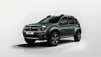 DACIA Duster 1.5 dCi 110ch Black Touch 2017 4X2 EDC