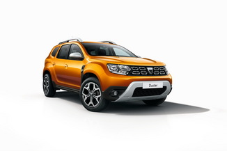 DACIA Duster 1.5 Blue dCi 115ch Techroad 4x2