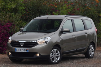 Dacia Lodgy (2012 - 2019)