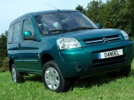 Dangel Berlingo 4x4