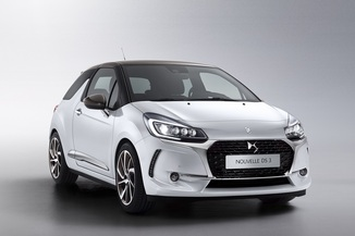 DS DS 3 PureTech 110ch Be Chic Automatique