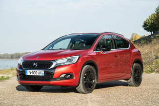 DS DS 4 Crossback BlueHDi 180 Executive S&S EAT6