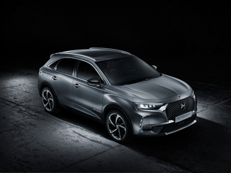 DS DS 7 Crossback BlueHDi 130ch Drive Efficiency Performance Line + Automatique