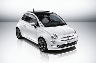 FIAT 500 0.9 8v TwinAir 85ch S&S Lounge