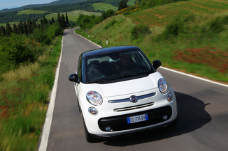 fiat 500l comparatif fiat 500l fiches techniques essais actus. Black Bedroom Furniture Sets. Home Design Ideas