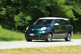 fiche technique fiat 500l living 1 3 multijet 16v 95ch s s lounge l 39. Black Bedroom Furniture Sets. Home Design Ideas