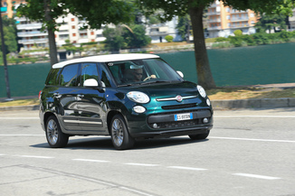 fiche technique fiat 500l living 1 3 multijet 16v 95ch s s popstar l 39. Black Bedroom Furniture Sets. Home Design Ideas