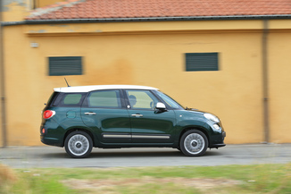 fiche technique fiat 500l living 1 4 16v t jet 120ch lounge l 39. Black Bedroom Furniture Sets. Home Design Ideas