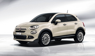 FIAT 500X 2.0 Multijet 16v 140ch Cross+ 4x4 AT9